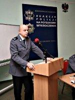 """""""Reakcja Policji na popełnione wykroczenia"""""""